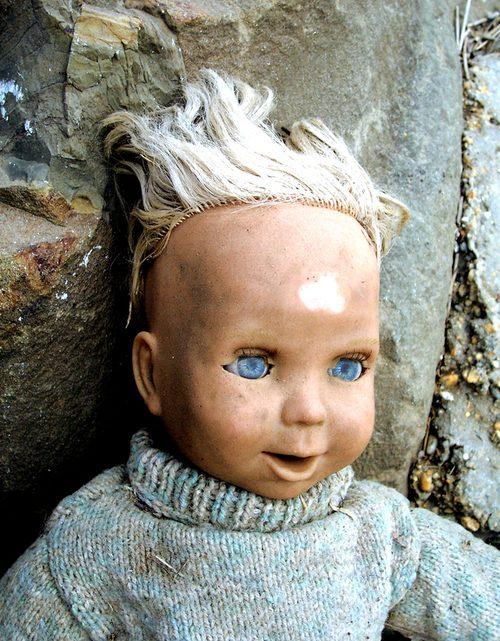 Huiveringwekkende poppen in horrorfilms
